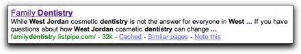 West Jordan Dentist